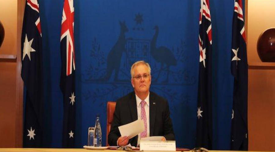 Australian PM: I informed Macron in advance of the possibility of canceling the submarine contract