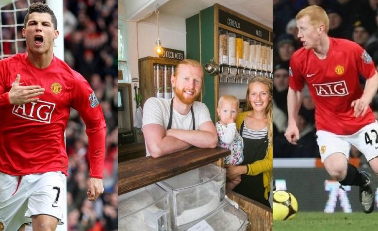 "Cristiano Ronaldo's former colleague becomes ""milk seller"" in Manchester"