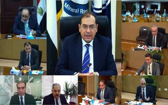 """""""الملا"""": تحسن أسعار النفط شجع الشركات الأجنبية على تكثيف الاستكشاف بمصر"""