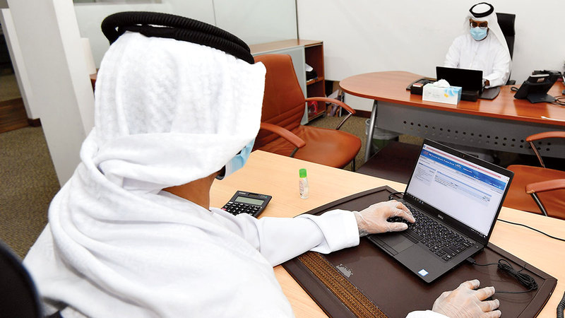 """Employment .. Two chief vacancies for """"citizens"""" with a salary of 39.7 thousand dirhams"""