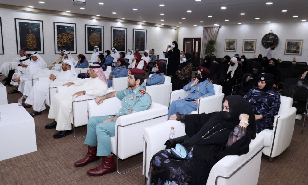 Gulf newspaper discussing intellectual vaccination of young people