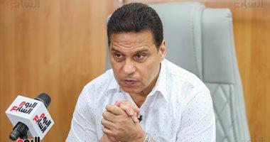 حسام البدرى: لماذا يوجه مصطفى محمد الألفاظ السيئة لى.. ماذا فعلت؟