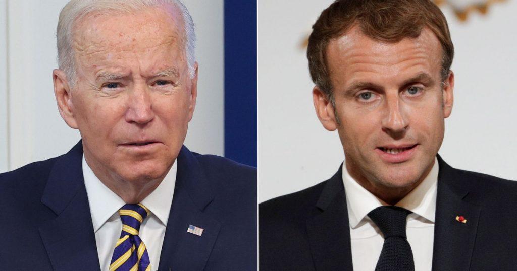 Macron decides to send French ambassador to Washington after Pitan summons France News