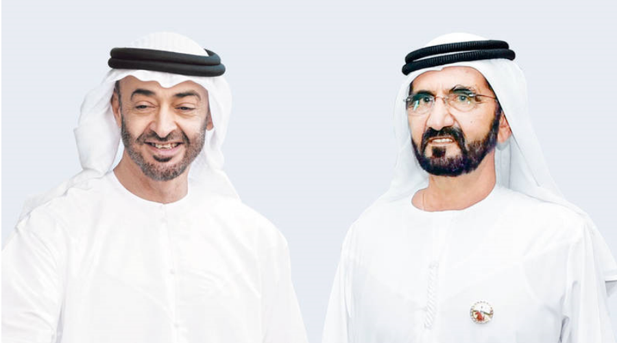 Mohammed bin Rashid and Mohammed bin Saeed: Launches 50 National Programs with Economic Dimensions