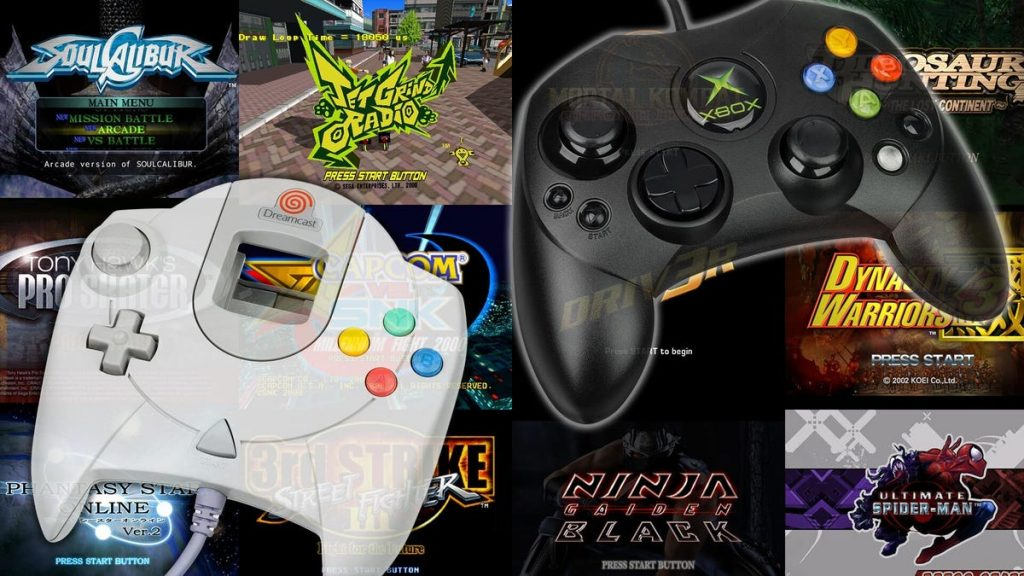 """Nearly 500 """"new"""" Xbox prototypes have been released from Dreamcast"""