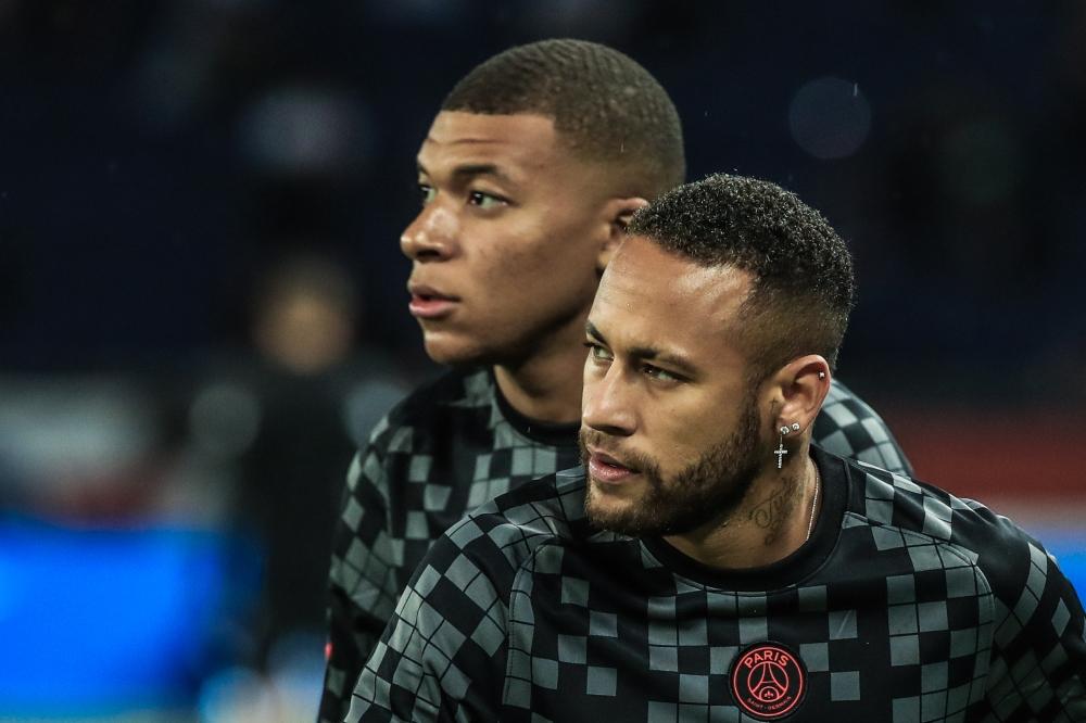 Relations between Neymar and Mbabane worsen since Messi arrived in Paris (video)