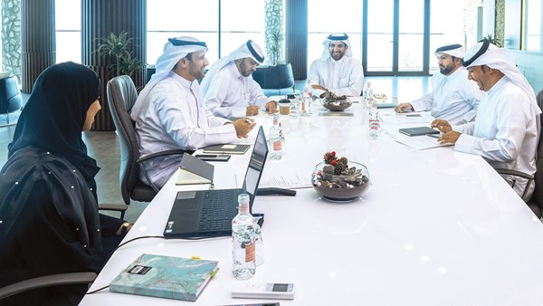 Sultan bin Ahmed Al Qasimi chairs the Sharjah media conference
