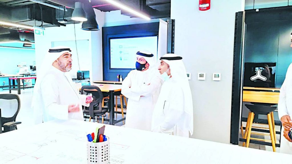 The University of the United Arab Emirates discusses cooperation with the Sharjah Research Campus
