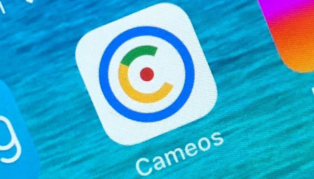 """The new feature of """"Cameo"""" allows video chat with celebrities"""