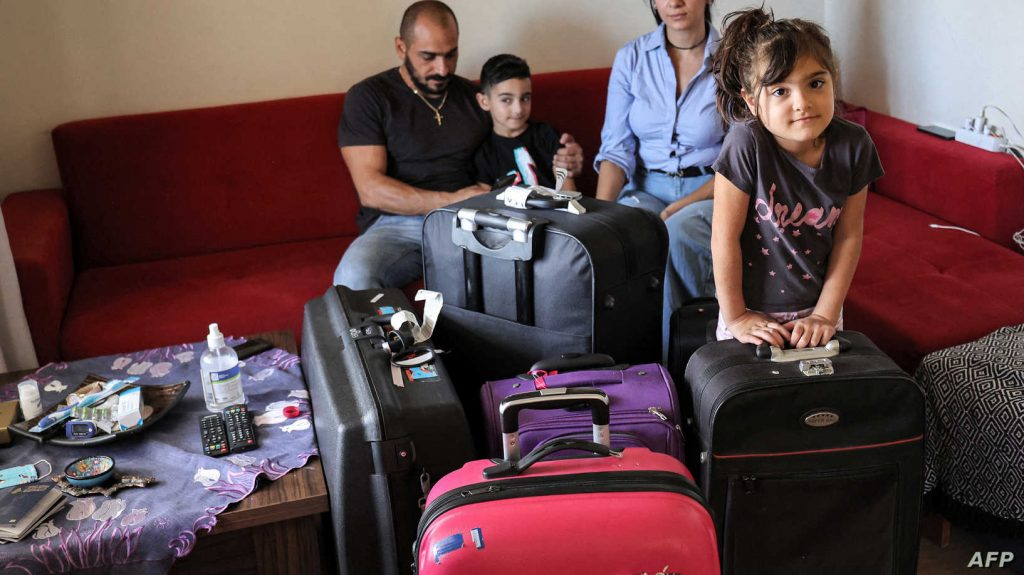 The wave of Lebanese immigration to Cyprus to escape the crisis