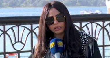 ندوة للفنانة سلوى خطاب ضمن فعاليات مهرجان الإسكندرية السينمائي اليوم