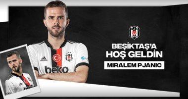 بشكتاش التركى يضم رسميا بيانيتش من برشلونة إعارة لنهاية الموسم