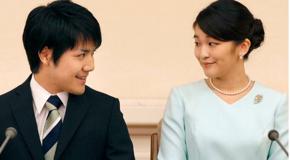 Without celebrations ... Japanese Princess Mako wants to get married and live in the United States