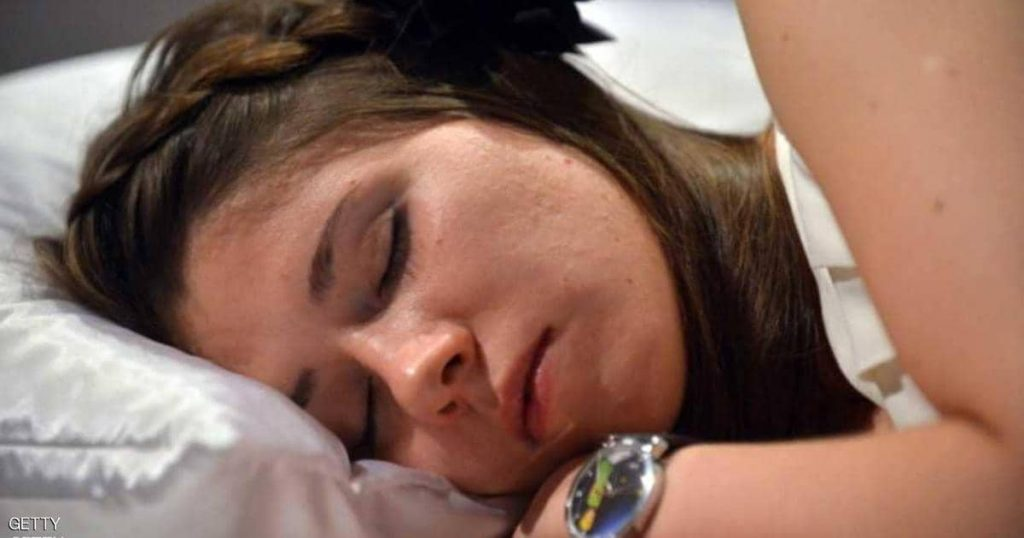 Your health is at risk. Sleep time determines your fate