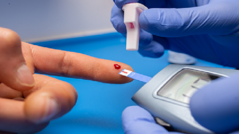 The Russians are patenting a technology to control blood sugar levels without stabbing