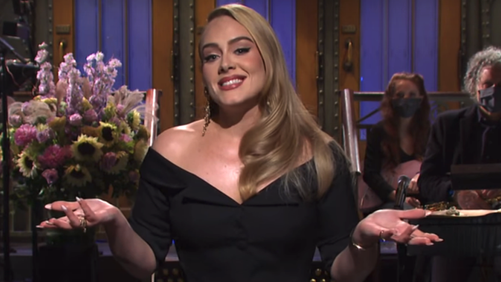 Adele is expected to release a new album after updating her pages on social media