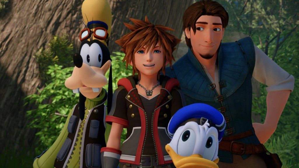 """""""Kingdom Hearts Integra Masterpiece"""" changes the whole story"""