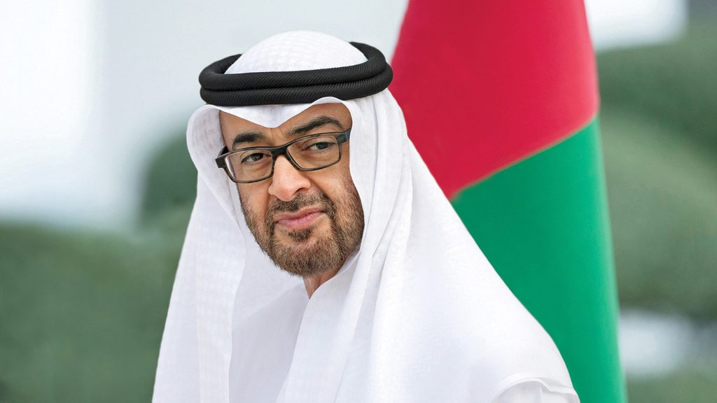 Mohammed bin Saeed received the Foreign Minister of Qatar in Abu Dhabi