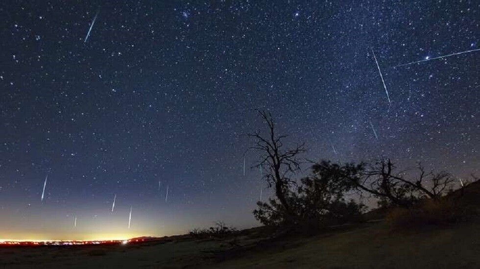 Discover the appearance of asteroids near the Earth in the debris that causes the Tarot meteor shower