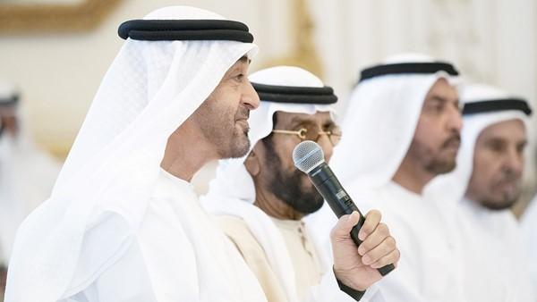Mohammed bin Saeed: The UAE is doing well