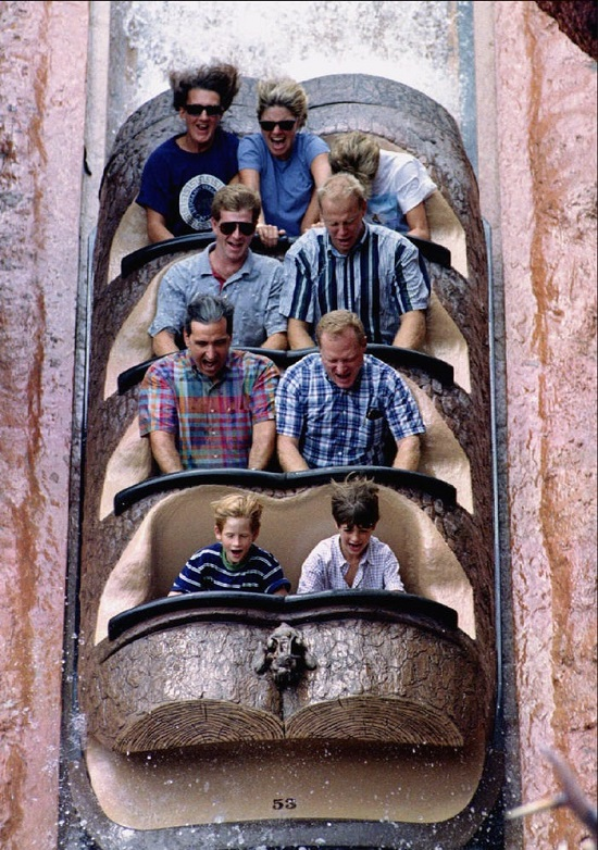 Information about Diana and her children's trip to Disney World (3)