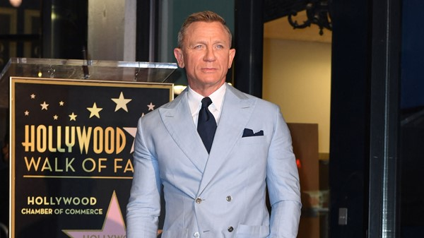 The new James Bond movie is number one at the box office in the United States