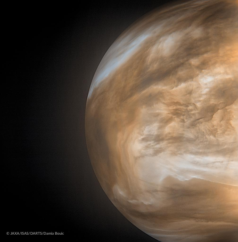 New discoveries Venus has no ocean, the conditions necessary for life