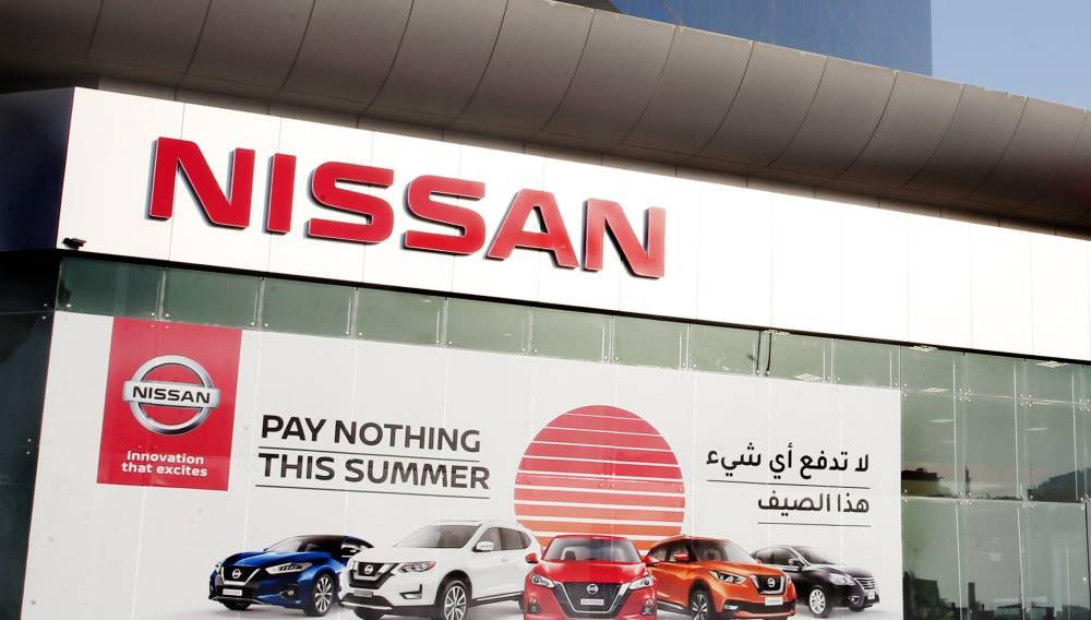 A verdict in Dubai against Nissan for 1.2 billion dirhams in damages