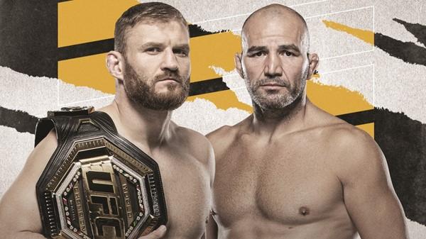 Abu Dhabi welcomes the world to UFC 267