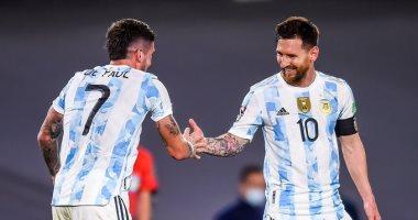 الأرجنتين تكتسح أوروجواي بثلاثية نظيفة في تصفيات كأس العالم.. فيديو