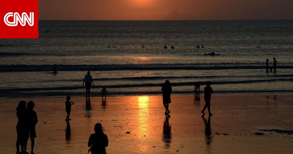 Bali is gradually opening to tourists from October 14th