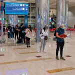 Dubai International has recorded the highest growth rate in the list of 20 largest airports in the world