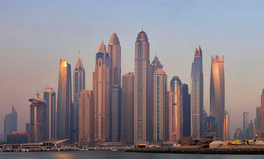 Dubai: Real estate prices are rising as rents continue to fall