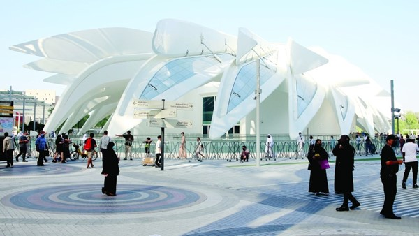 """""""Expo"""" .. an inspiring site for art and culture"""
