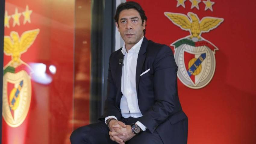 Former Benfica star Rui Costa is the new president of the club