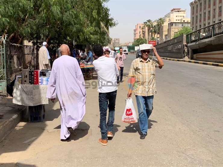 طقس حار والعظمى في القاهرة 21.. تفاصيل درجات الحرارة اليوم الإثنين