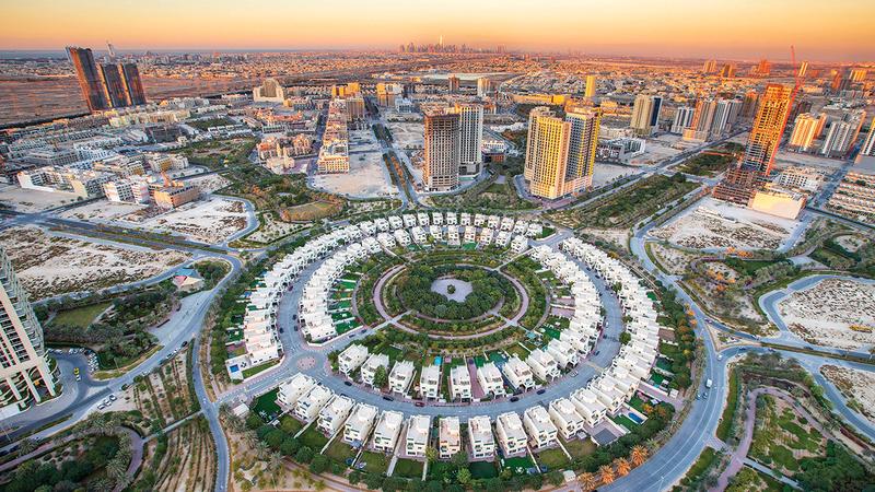 """Jumeirah Circle"" .. High demand for rent in Dubai"