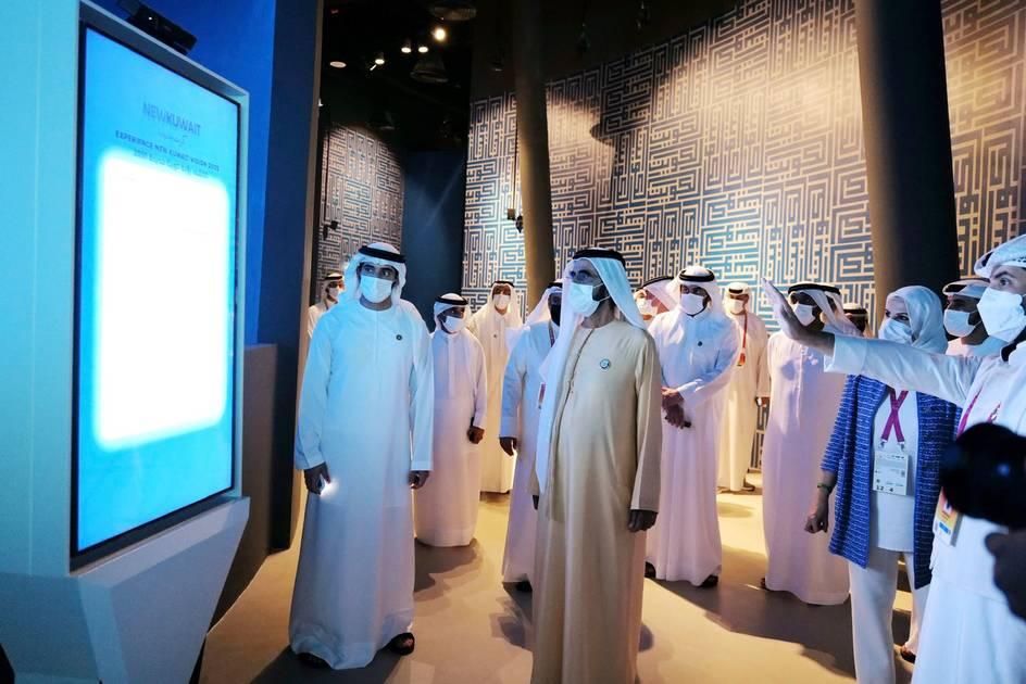 "Mohammed bin Rashid: ""Expo Dubai"" tells the world about our true Gulf culture"