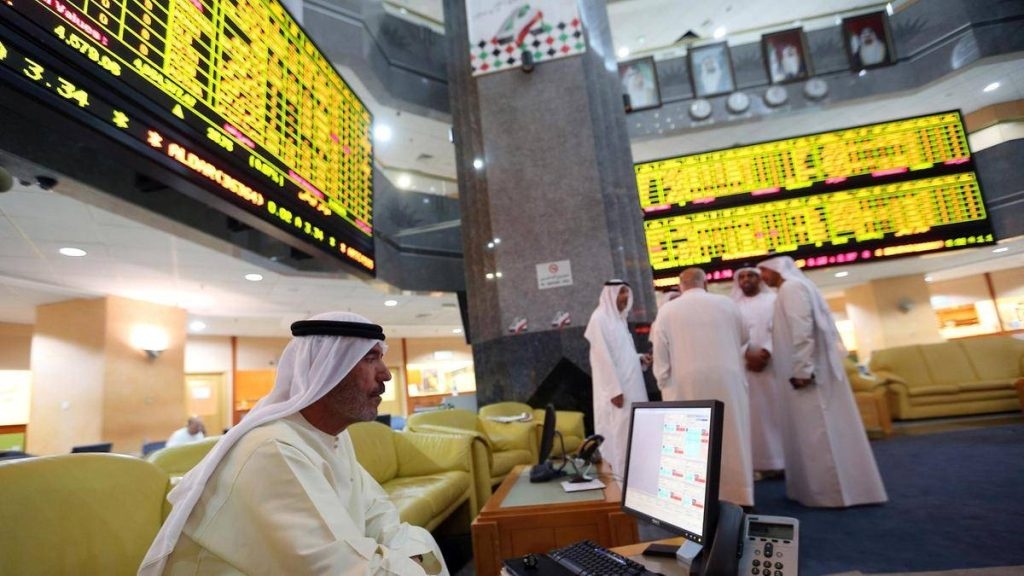 """Most of the Gulf stock markets rise .. and """"CIP"""" supports the Egyptian market"""