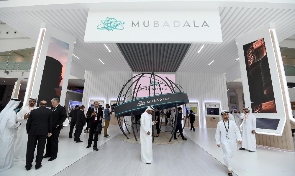 Mubadala Financial Investments Q