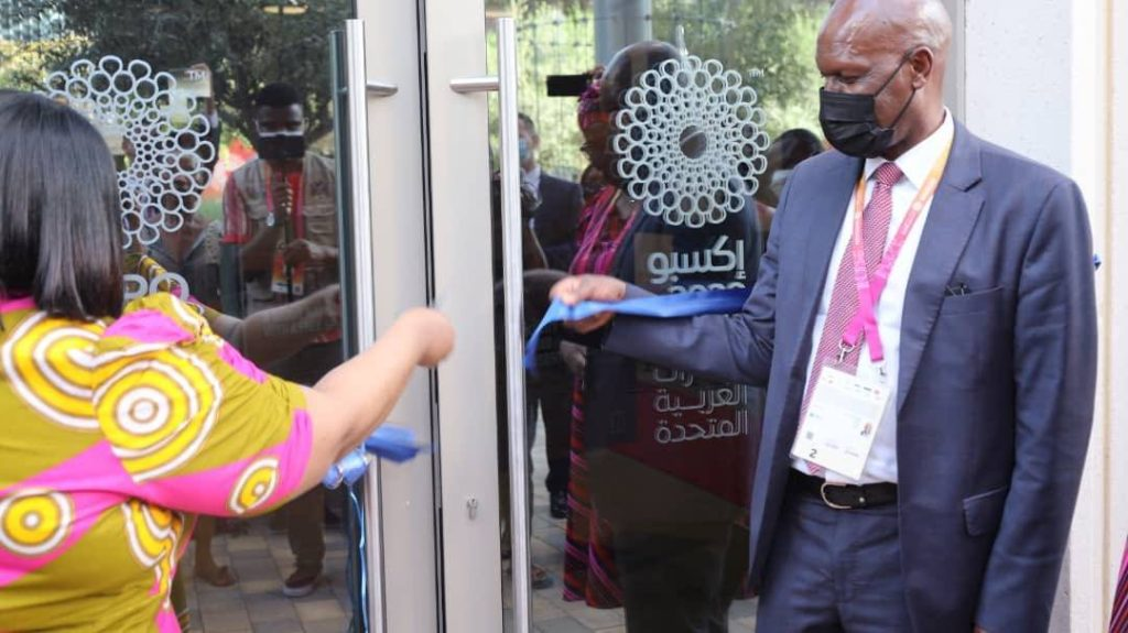 Namibia Expo 2020 officially opens its pavilion in Dubai