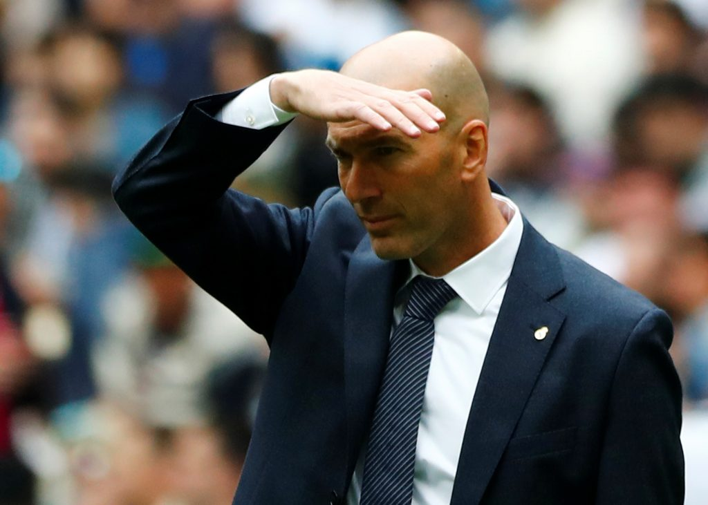 """Pochettino's days were """"counted"""" in Paris Saint-Germain ... and Zidane was the strongest candidate"""
