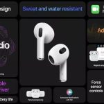 Priced at $ 179 .. Apple Announces Third Generation Airports Headphones and New MacBook Pro