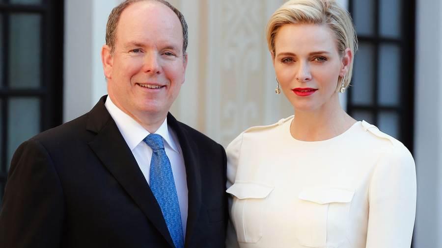 Princess Charlene of Monaco underwent surgery.
