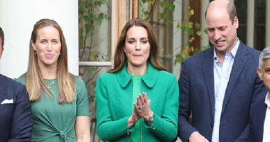 """ملكة إعادة التدوير .. كيت ميدلتون ترتدى معطف أخضر """"قديم"""" فى أحدث إطلالة"""