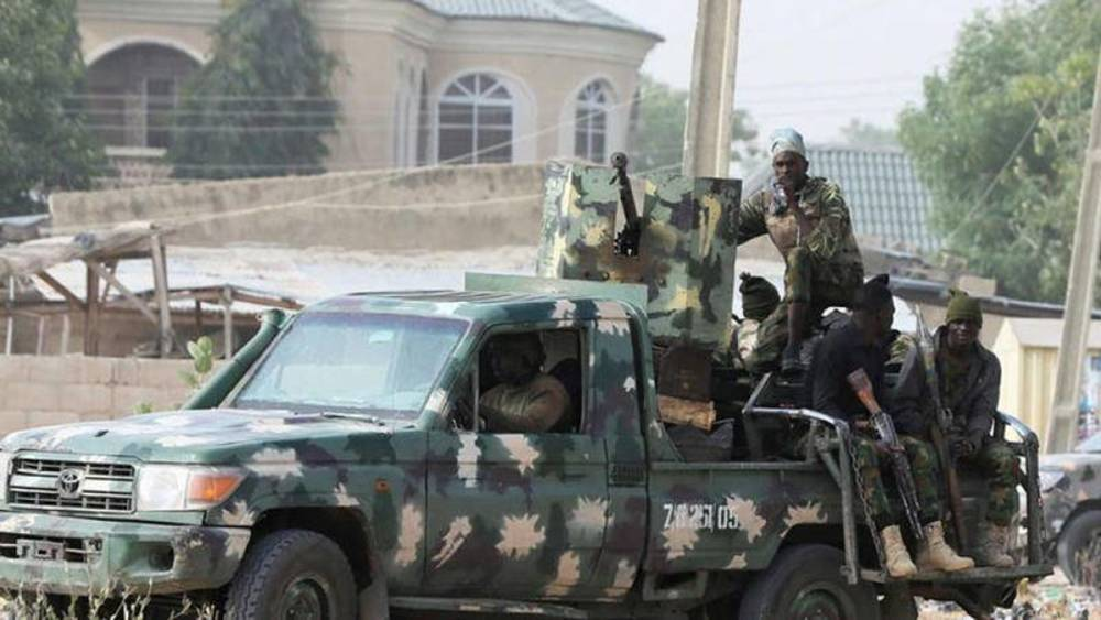 The Nigerian military refuses to target fishermen in airstrikes