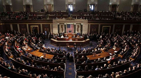 The US House of Representatives has approved a temporary increase in the debt ceiling