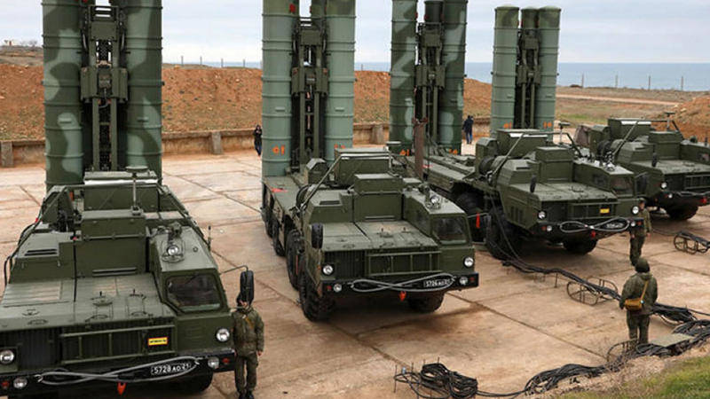 The United States urges Turkey not to buy Russian weapons at the risk of deteriorating relations