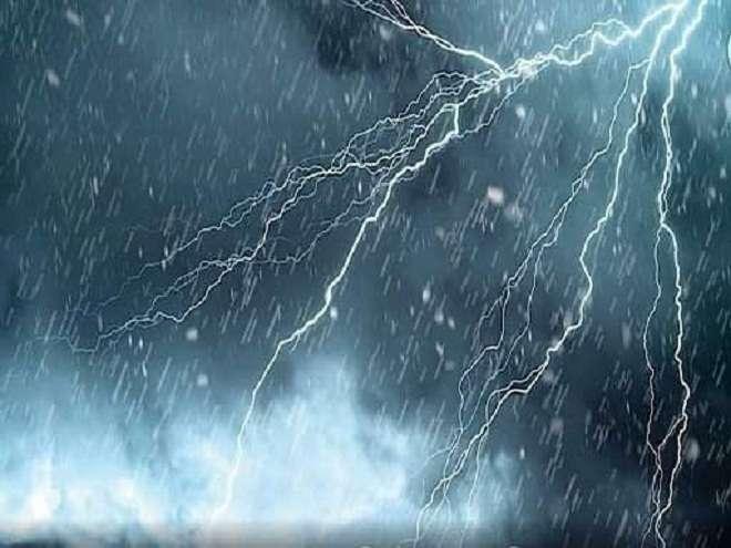 الأرصاد: أمطار غزيرة يصاحبها هطول البرد على هذه المناطق
