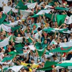 Two years later the fans return to the theaters in Algeria